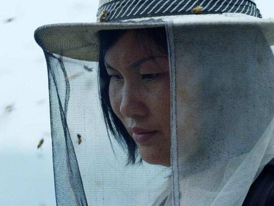 Marc Johnson, YuYu, film still, Featuring Yang Dong Ju