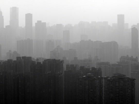 Marc Johnson yuyu film still chongqing city